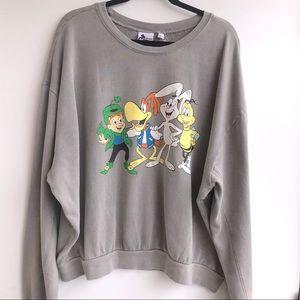 New General Mills Character Sweatshirt